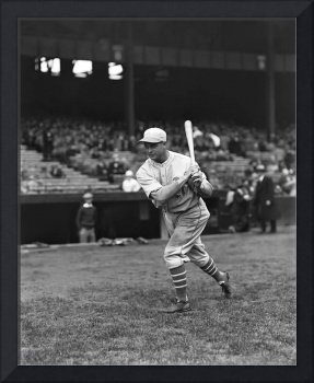 Jimmie Foxx batting practice warm up