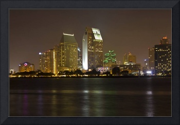 San Diego Night Scene