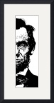Abraham Lincoln - Right by David Caldevilla