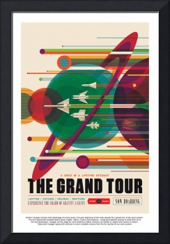 The Grand Tour Jupiter Saturn Uranus and Neptune P