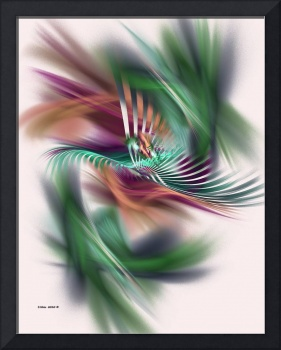 Fancy Dancer ~ Abstract