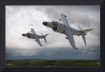 Jeff Stephenson Photography - Sea Harrier FA2