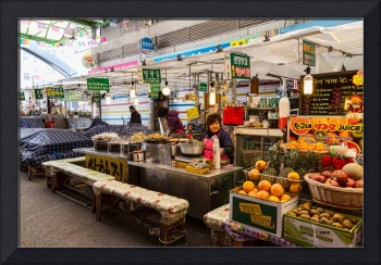 Gwangjang Market Views