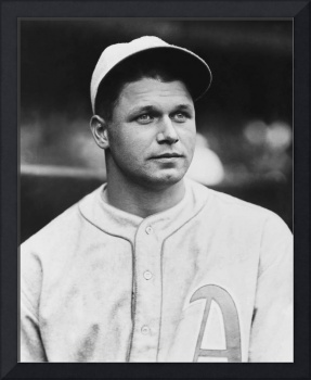 Jimmie Foxx close up photo