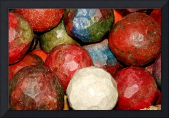 Colorful Balls of Handmade Soap 0955
