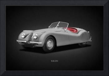 The XK120 Roadster 1951
