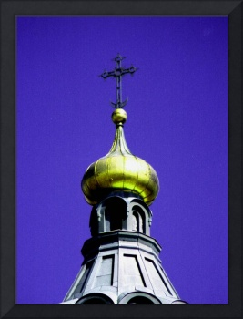 Russian Gold Dome