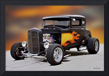 1930 Ford Coupe 'Who's your Daddy-O