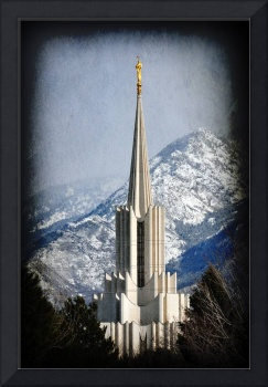 Jordan river temple and wires texture 2