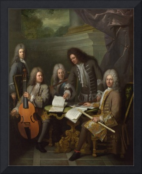 André Bouys - La Barre and Other Musicians
