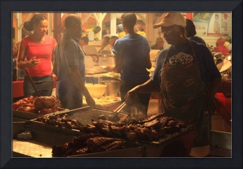 Street Grill at the Lolo's, Grand Case St. Martin
