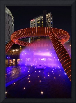 The Fountain of Wealth, Suntec City