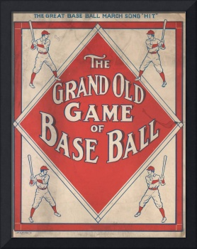 The Grand Old Game of Baseball (1912)