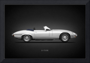 The E-Type Roadster