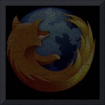 Firefox Poster from Source Code