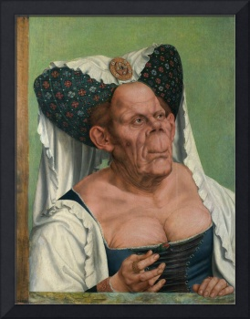 The Ugly Duchess, by Quentin Matsys