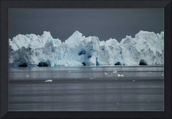 Deconstructed iceberg