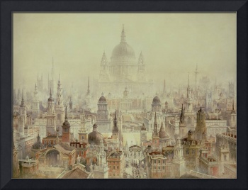 A Tribute to Sir Christopher Wren by Charles Rober