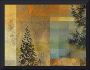 Abstract Landscape One