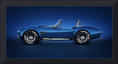 Shelby Cobra 427 - Water Snake