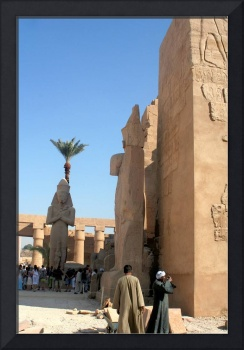 temple of karnak luxor