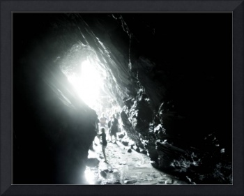 Caves in Tintagel