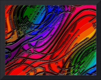 Abstract Rainbows 43 EC