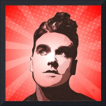 Morrissey - This Charming Man  - Pop Art