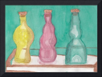 Coloful Bottles