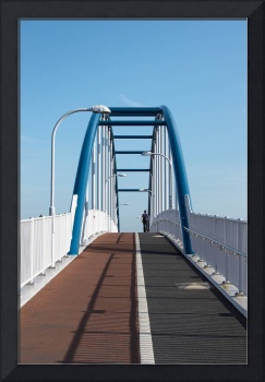 The Jane Coston Cycle & Pedestrian Bridge