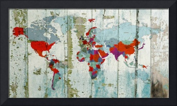 ORL-3012-1 World map NEW I