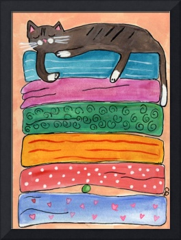 Princess Kitty and The Pea