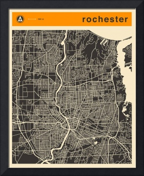 Rochester Map