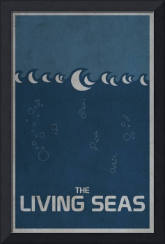 The Living Seas - Large Version