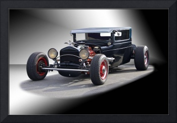 1928 Chrysler Coupe 'Studio' I