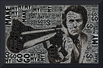 Clint Eastwood Dirty Harry 3