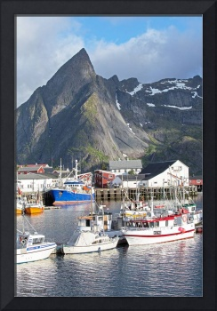 ©Howell_Norway_fishing_village2