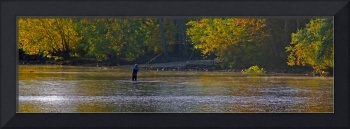 Autumn on The Boise River