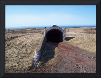 Old Mine at Bell Island, NL