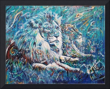 Lions of Blue Lemuria