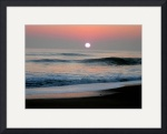 Southern Shores Sunrise by Jacque Alameddine