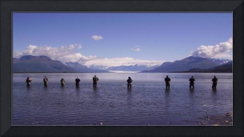 Alaskan Combat Fishing