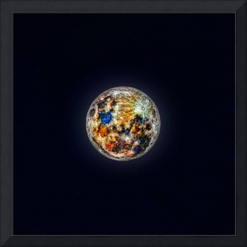 Mineral Moon- Wide Angle