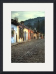Morning Street, Antigua Guatemala by Dave Wilson
