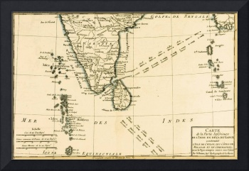 Southern India and Ceylon