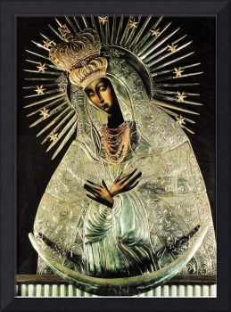 Our Lady Gate of Dawn Virgin Mary of Sharp Gate