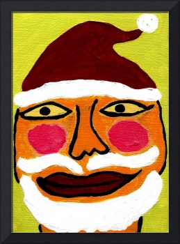 Portrait of Santa for Angie