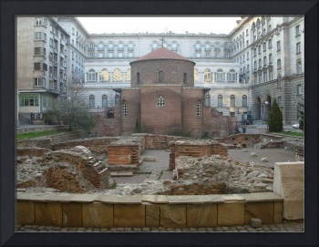Oldest church in Bulgaria