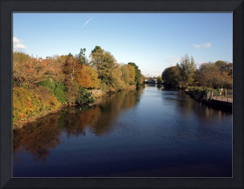 Autumnal Colours, Sundays Well, Cork