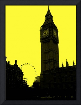 London in Yellow